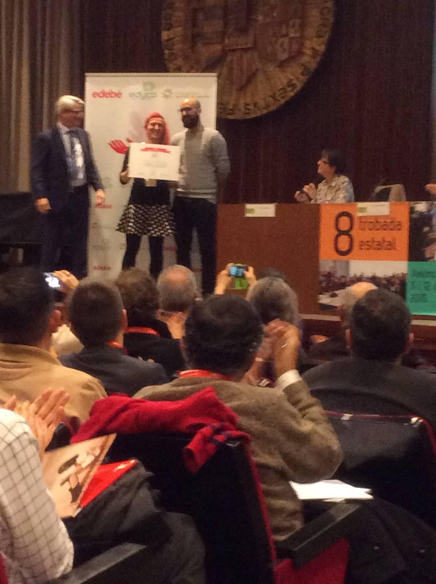 Premio DERECHOS HUMANOS Educación Infantl y Primaria. Arca de Noé de Valencia