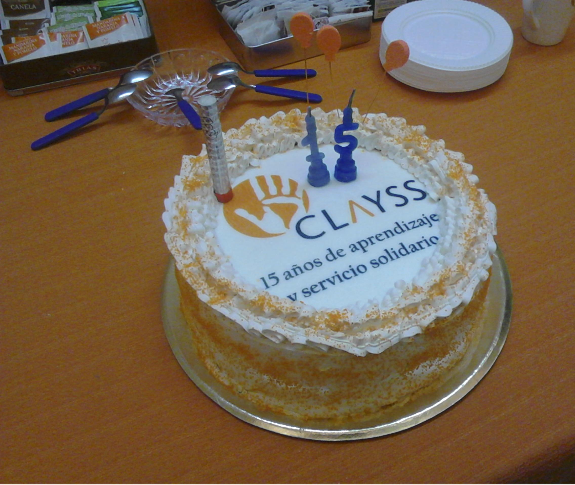 15años clayss
