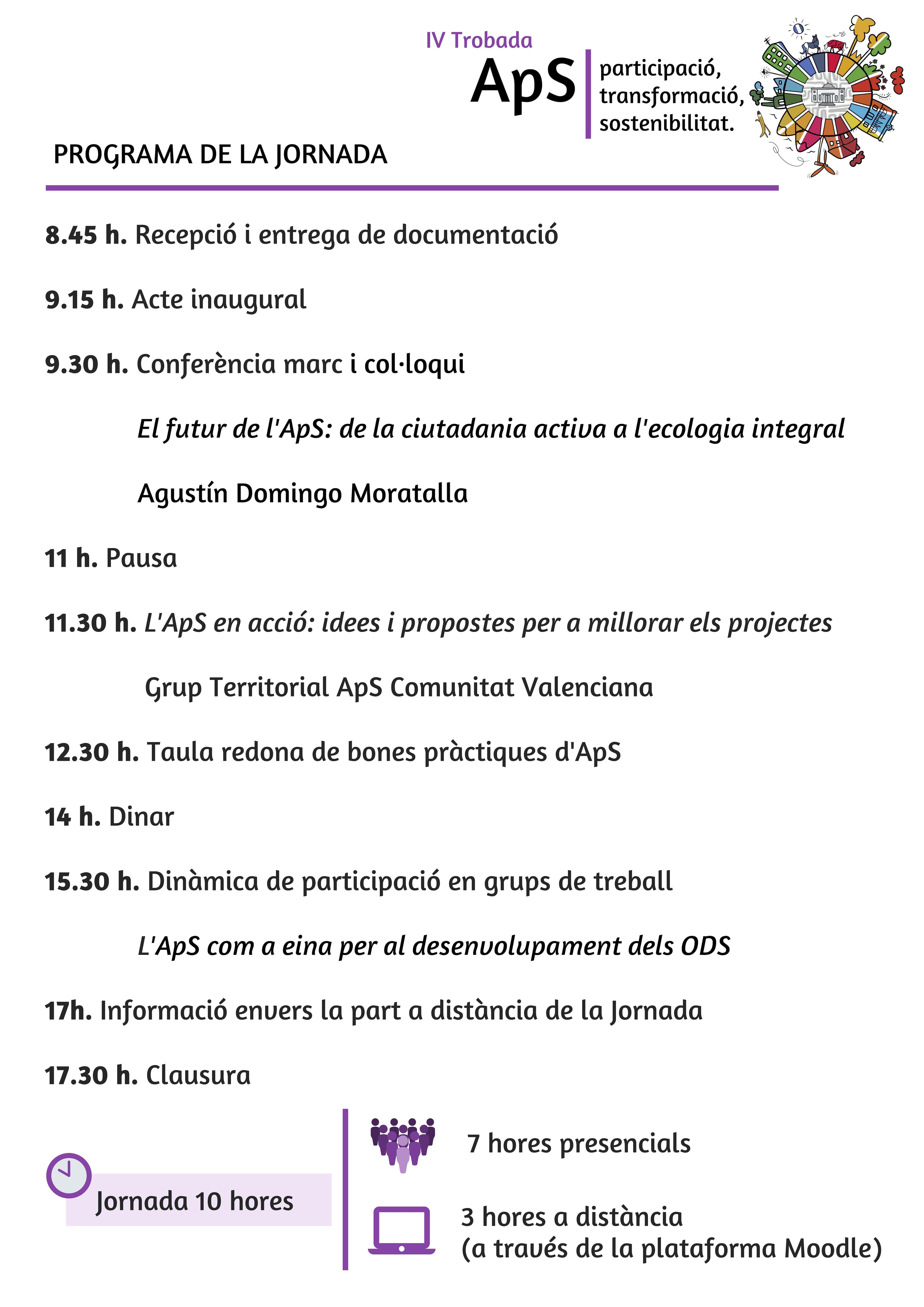 Jornada ApS 2019-2